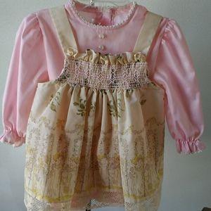 Kate Greenaway Keepsake vintage dress
